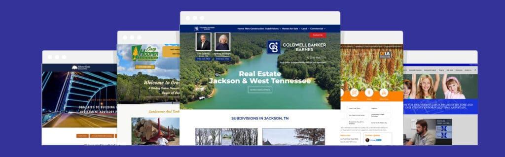 Jackson Website Design